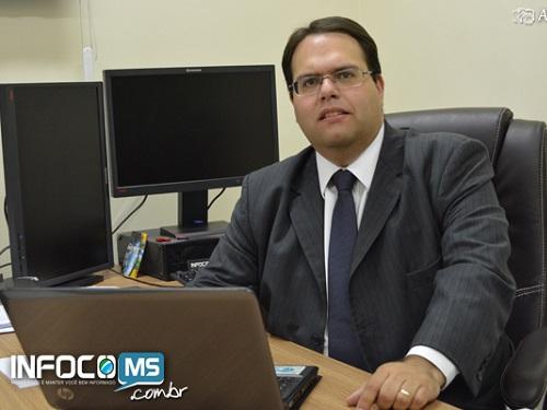 Defensor Carlos Renato Cotrim Leal, arquivo InfocoMS